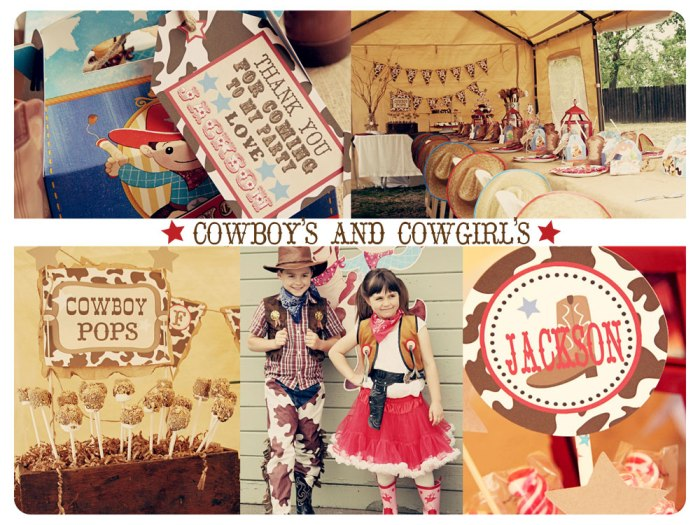 Cowboy Party Theme Ideas For Adults