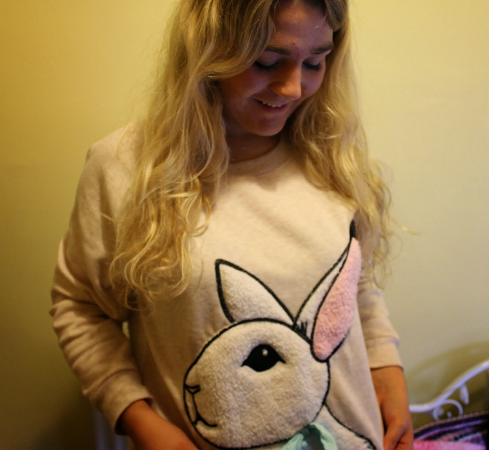 Primark Rabbit Pyjamas