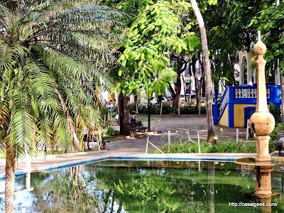 Praça Dr. Gomes Freire, Mariana