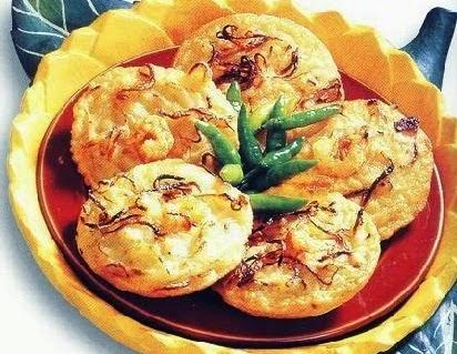 Resep dan Cara Membut gorengan ote - oete