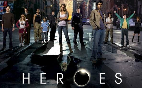 Heroes season 1 cast