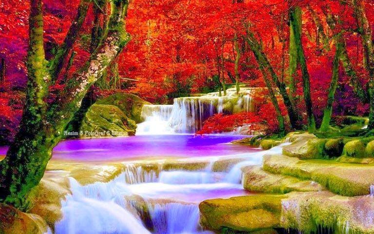 A Natureza se manifestando de modo mais Sublime