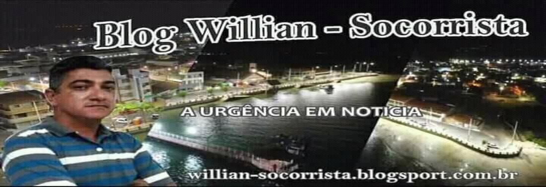 Blog Willian-socorrista, a urgência em noticia