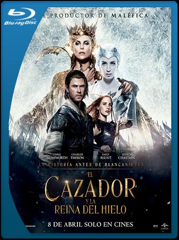 El Cazador y la Reina del Hielo (2016) BrRip 1080p Latino