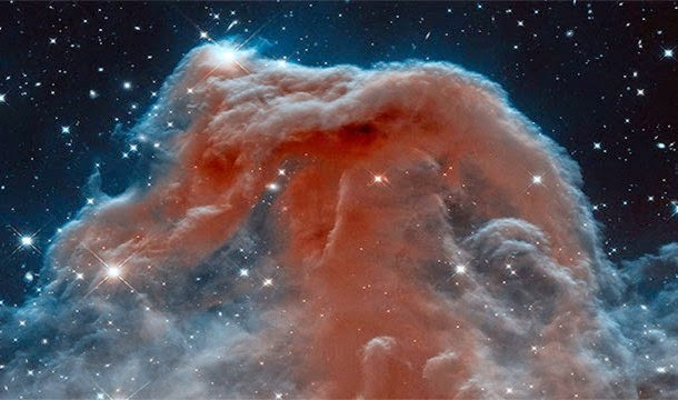 nebulosa cabeza de caballo