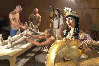ظاهرة تذكر الموتى في الحضارة المصرية القديمة