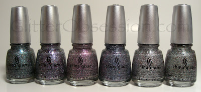 China Glaze Prismatic Chromaglitters