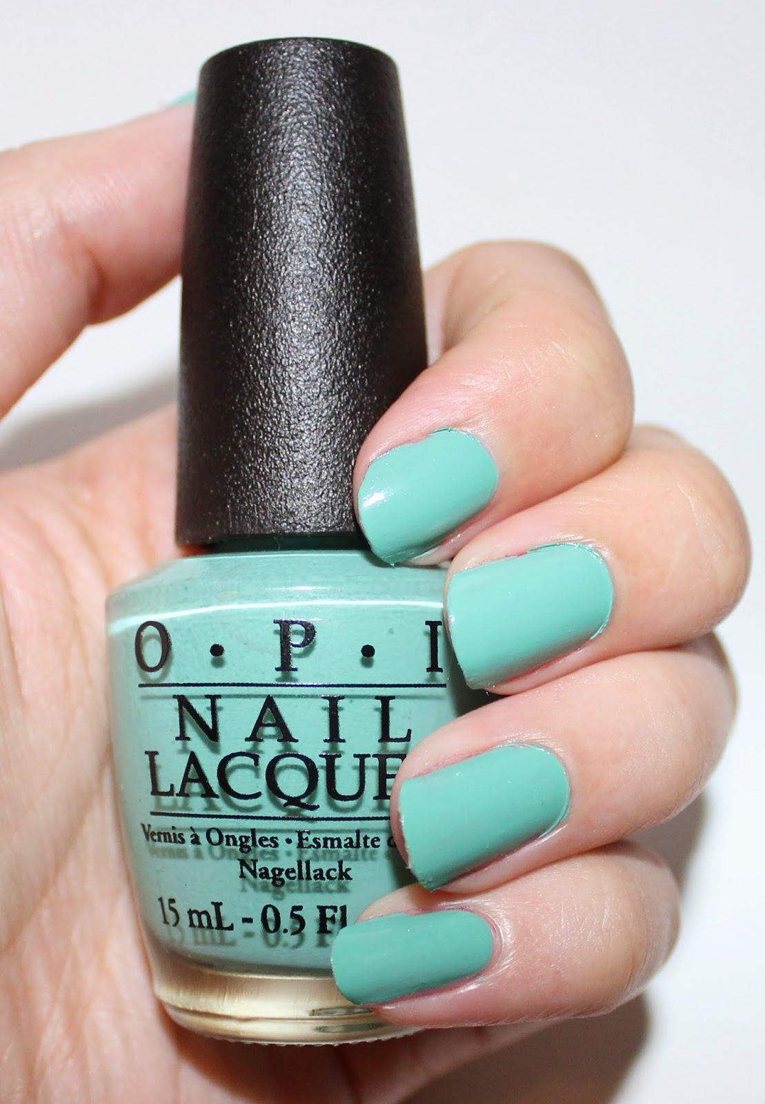 OPI My Dogsled is a Hydbrid