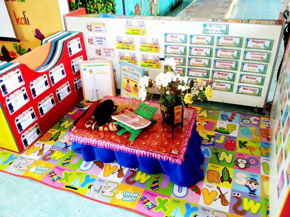 little kelly kindergarten  persekitaran dalaman tadika