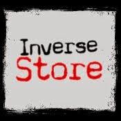 Osta levymme Inverse Storesta!