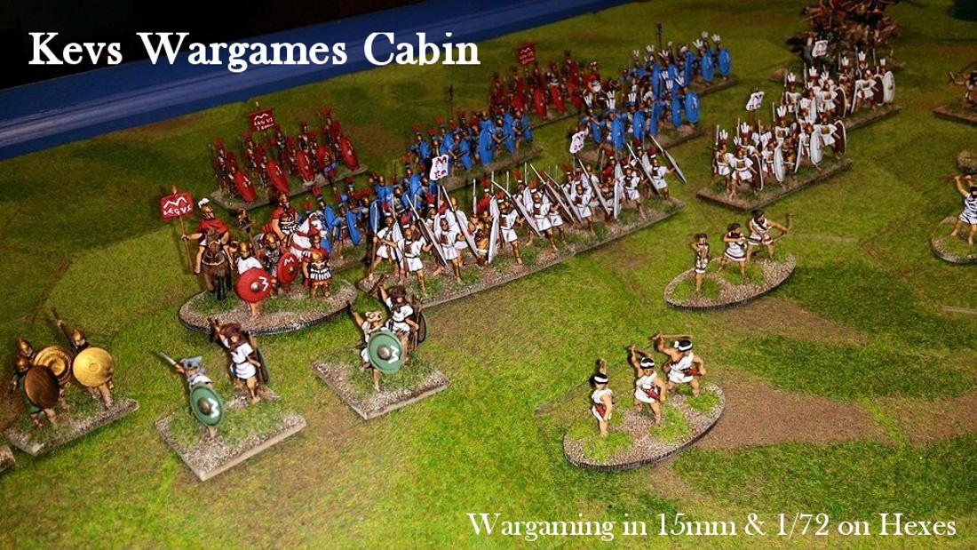 Kevs wargames Cabin