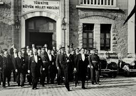Atatürk, İnönü