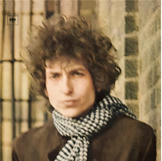 Bob Dylan Blonde on Blonde album cover