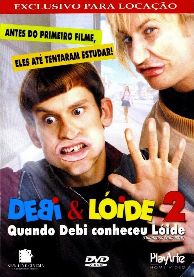 Debi e Lóide 2: Quando Debi Conheceu Lóide – Dublado (2003)