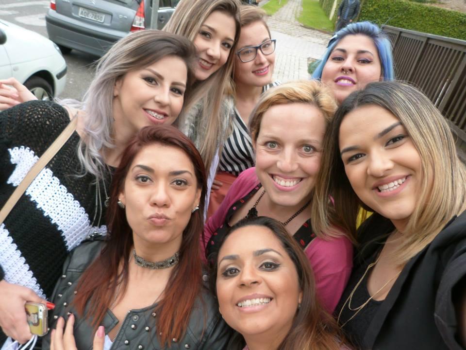 Segundo encontro de Blogueiras em Curitiba e região