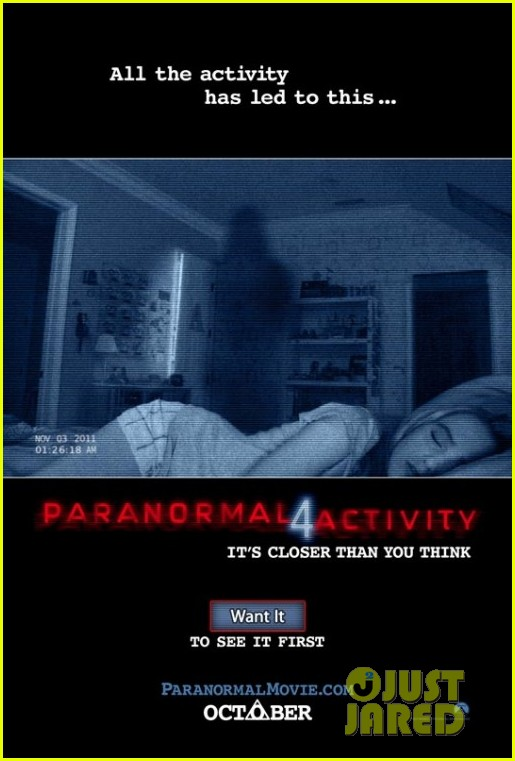 Watch Paranormal Activity 4 Movie Online Free 2012