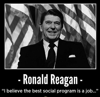 Proud Reagan Conservative