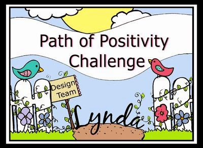 Path of Positivity Challenge blog design team member