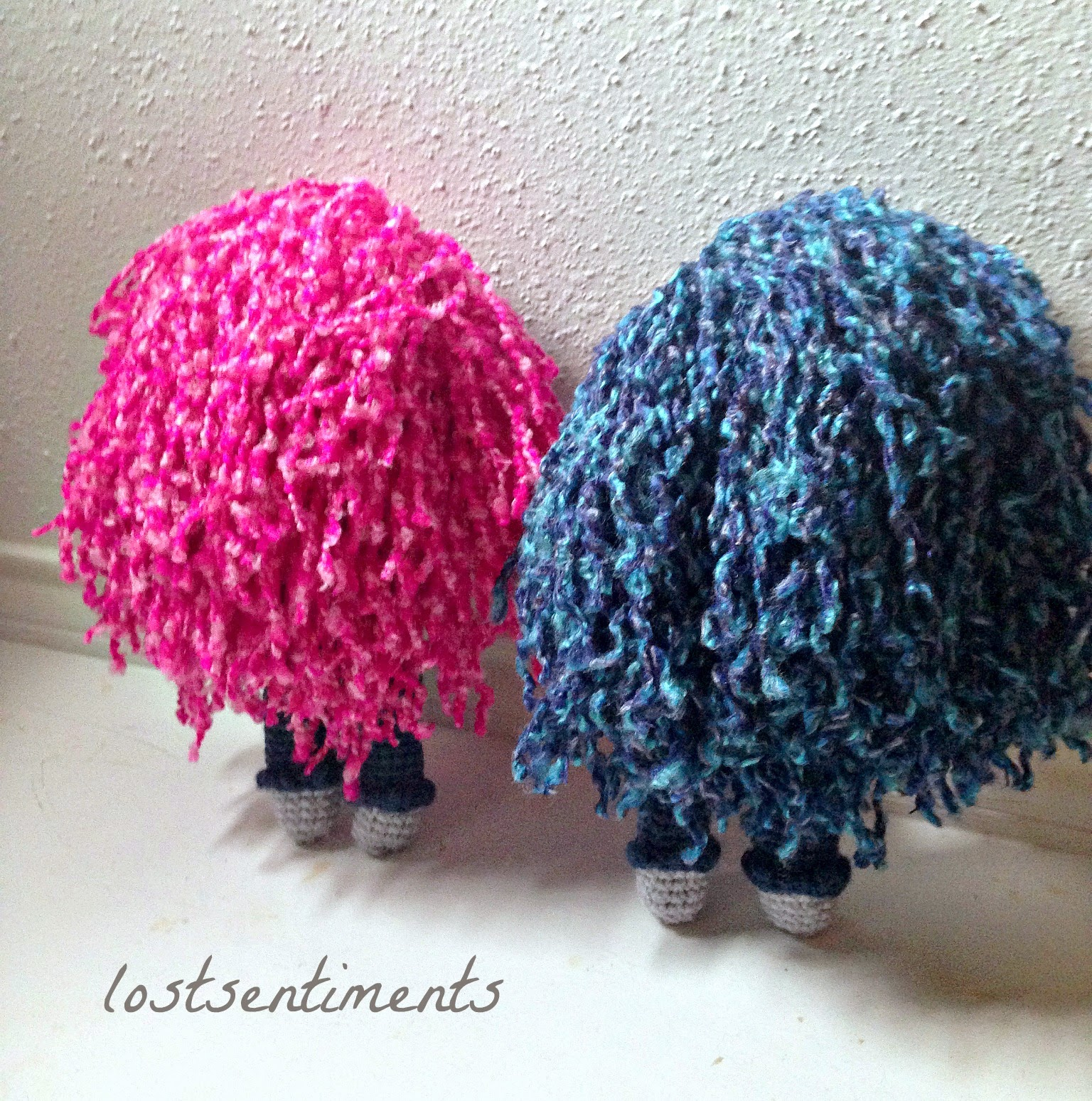 Crochet Pattern Large Doll : lostsentiments: Free Amigurumi Pattern for Body of Large Doll