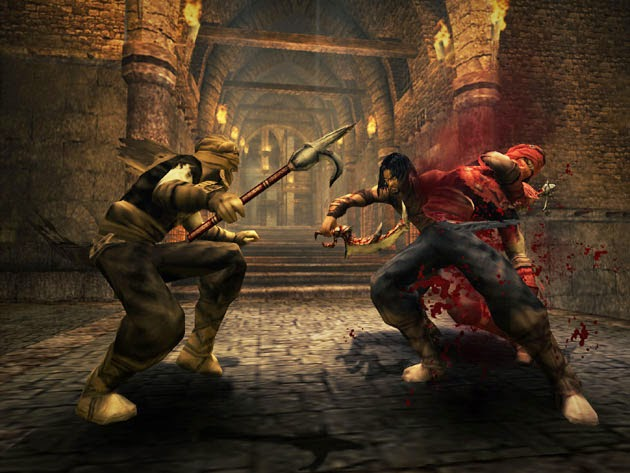 Prince of Persia Warrior Within Full Version Download