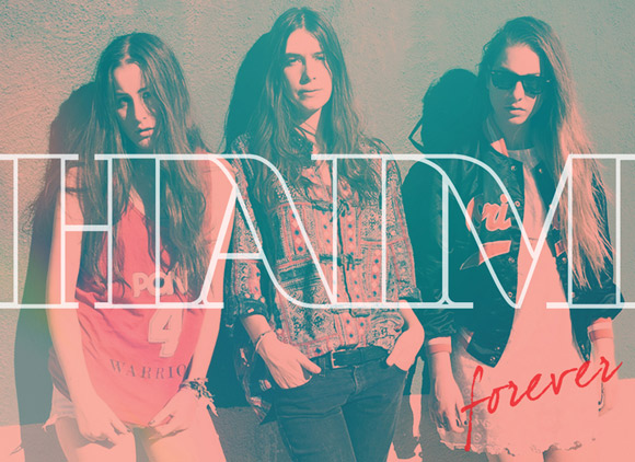 HAIM - 'Forever' EP