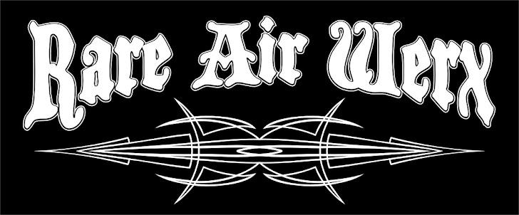 Rare Air Werx