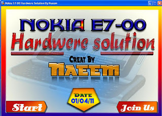 Nokia E7-00 All Hardware solution