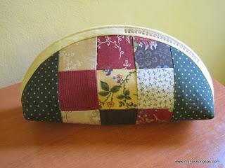 neceser patchwork