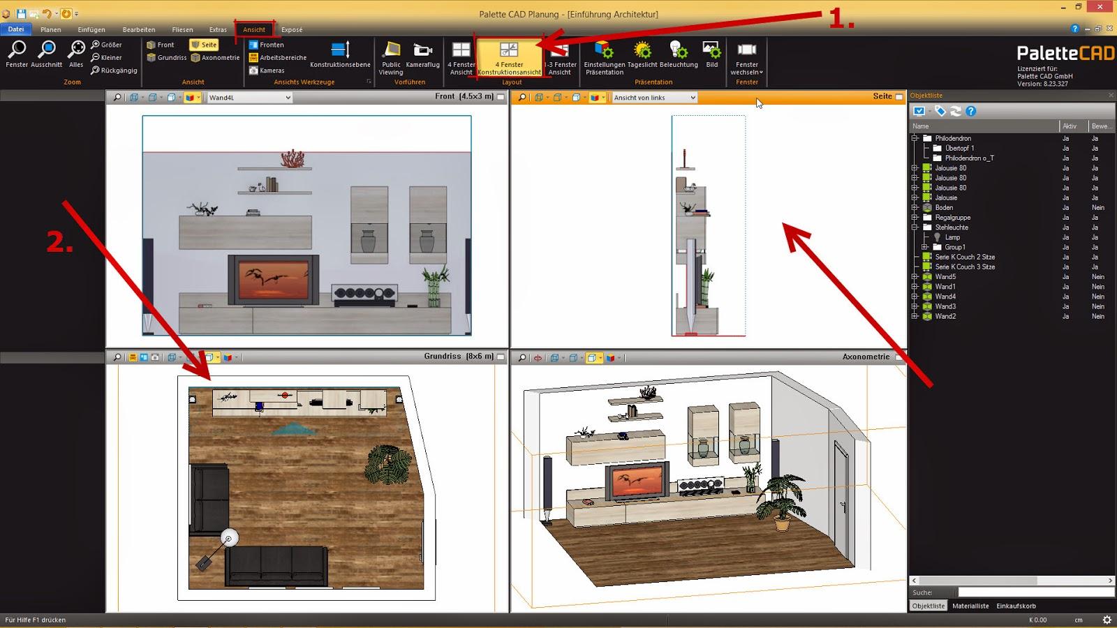 palette cad blog. Black Bedroom Furniture Sets. Home Design Ideas