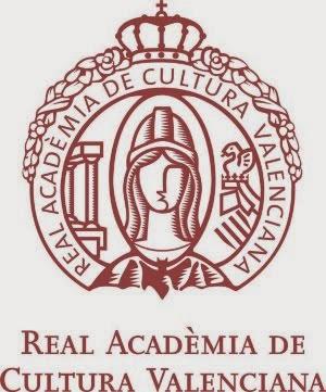 100 ANYS DE LA REAL ACADEMIA DE CULTURA VALENCIANA 1915 2015