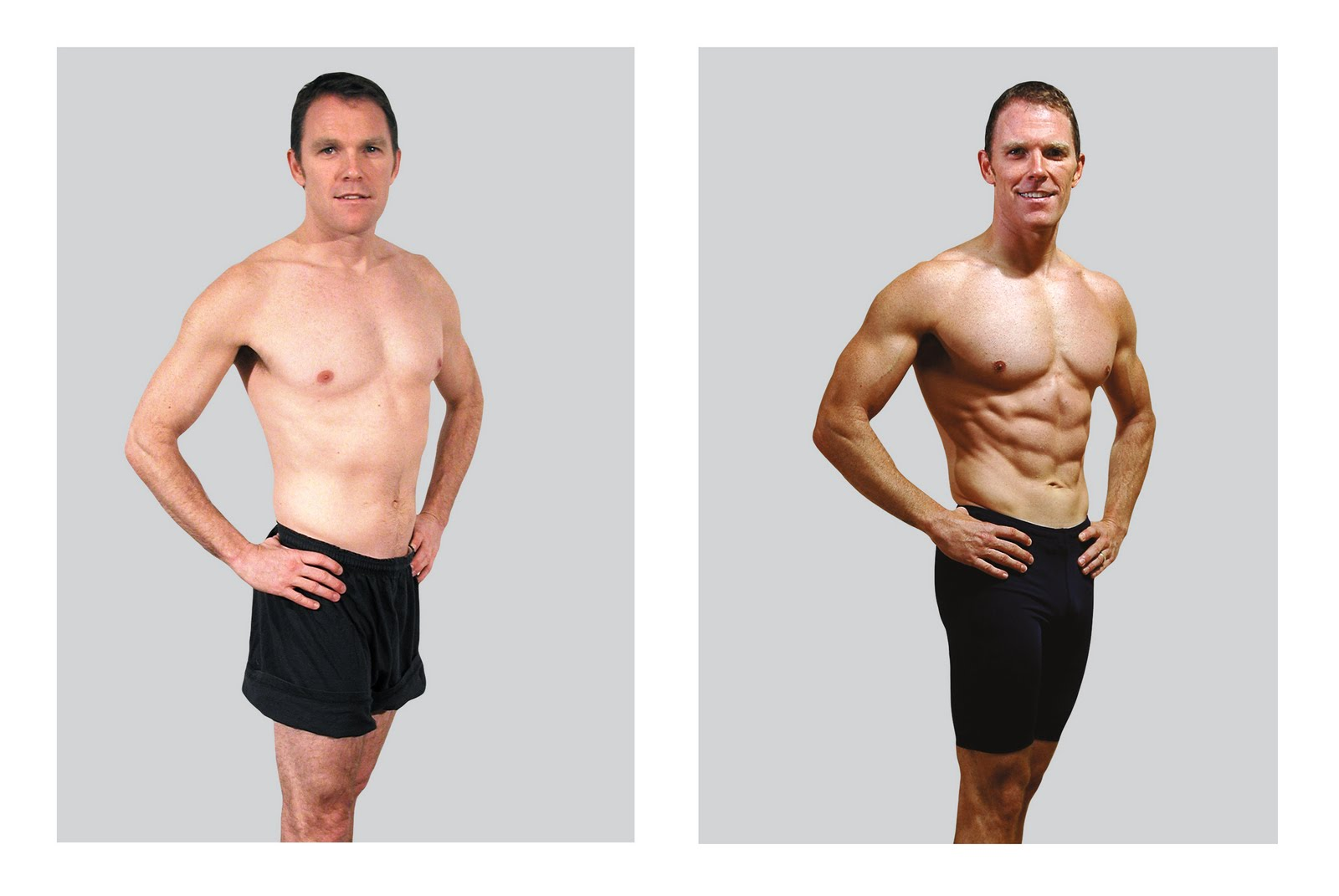 M : P90X DVD Workout - Base Kit : Exercise P90x results pictures men