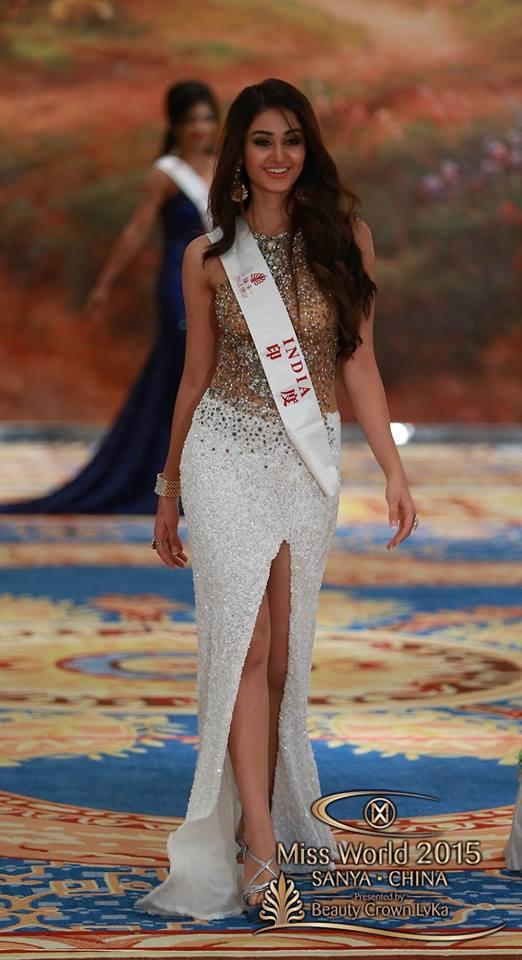 eye for beauty  miss world 2015  designer dress award top 10