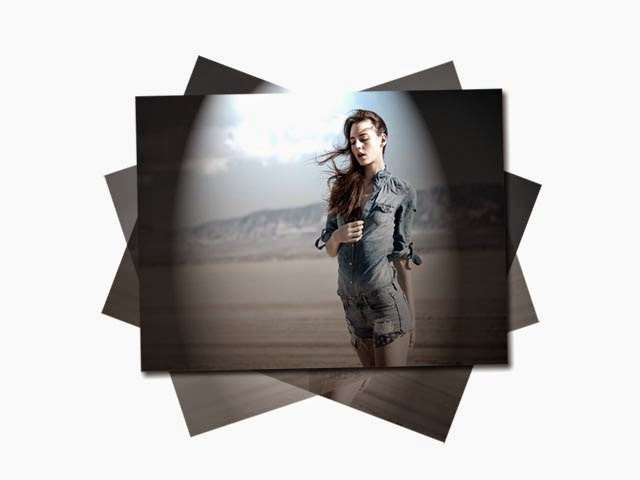 Latest Photoshop Free actions 2016: Gallery effect photoshop action free