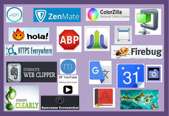 Top 20 useful Chrome plugins from chrome web store  | Photography
