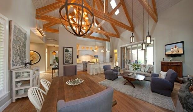 Wood Ceiling Ideas Interior Decoration