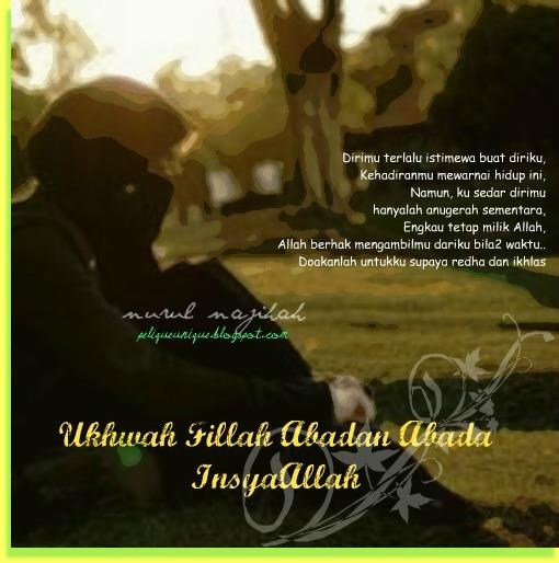 TIP pilih SAHABAT muslim. ^_^
