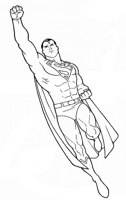 De colorir desenhos do super homem - Coloriage spiderman black ...