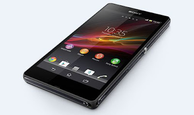 xperia z new launcher