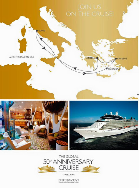 Global Gold Conference 2017 - Mediterranean 50th Anniversary Cruise!!