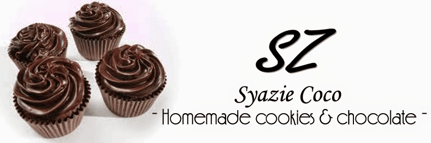 Syazie's Coco-Homemade Cookies & Chocolate