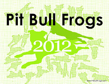 Pit Bull Frogs Calendar