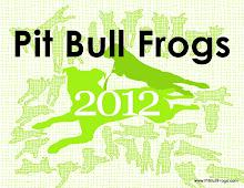 Pit Bull Frogs Calendar