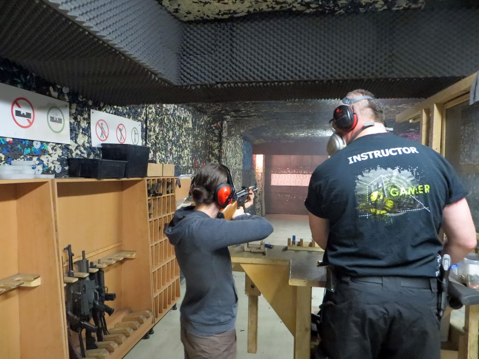 shotgun, Celeritas shooting club, pistol, rifle, revolver, shooting, range, guns, firing, ak47, desert eagle, budapest, hungary, travel,