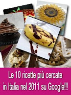 Le ricette piu&#39; cercate nel 2011