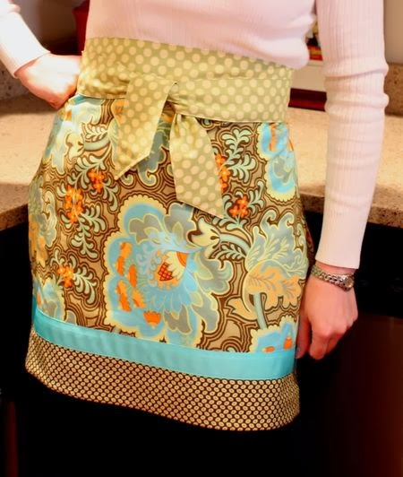 Reversible Cafe Apron