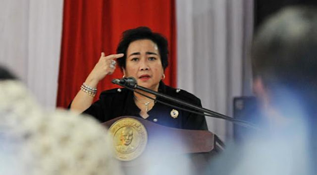 Rachmawati Kritisi Ceramah Megawati di MPR