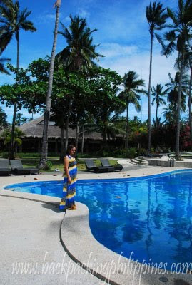 dos palmas resort swimming pool