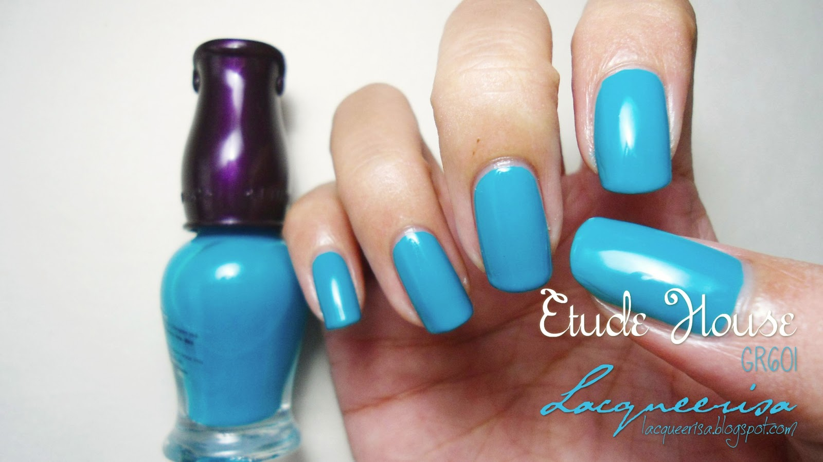 Lacqueerisa: Etude House GR601