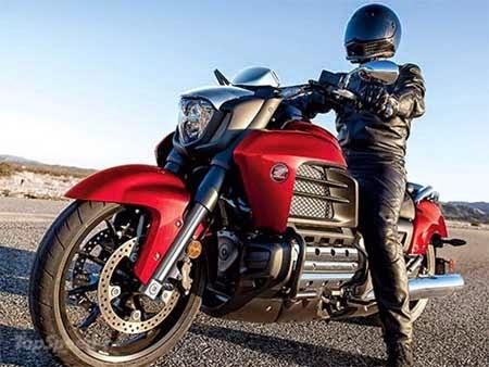 gambar motor cruisher Honda Valkyrie