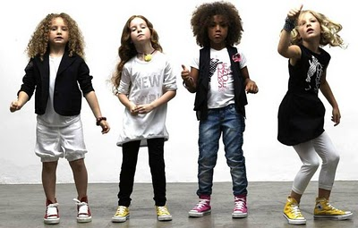 Kids Fashion Keyart 2011/2012